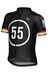 Bioracer Eschborn-Frankfurt 55 Pro Race lasten trikoot & takit , musta